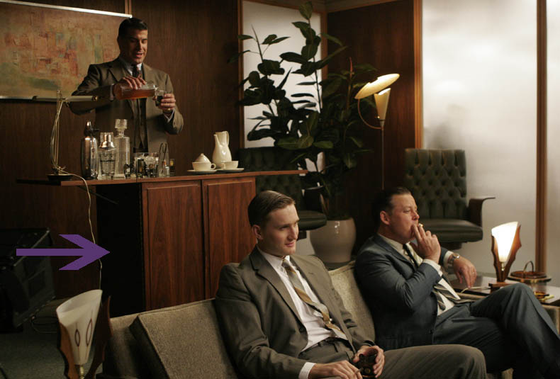 love the decor on mad men this blog post is going to teach how you can recreate and furnish your own mad men living space using inspired furniture - Mad Man Furniture